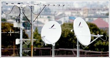 ケーブルテレビ設備について