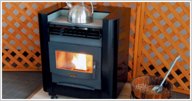 ペレットストーブ・ボイラーの良さ:暖かい冬を過ごす新しい暖房